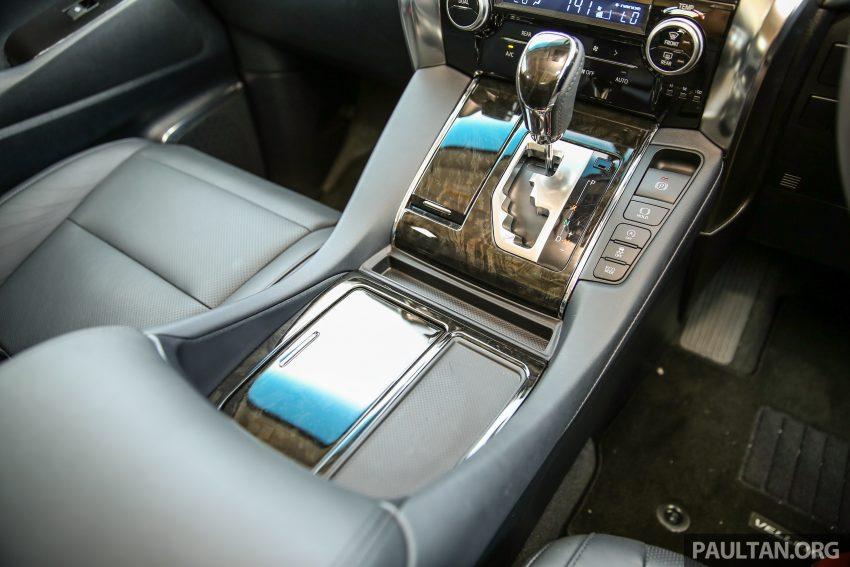 Toyota Alphard dan Vellfire 2016 dilancarkan di M'sia – RM420k-RM520k untuk Alphard, RM355k bagi Vellfire Image #529651