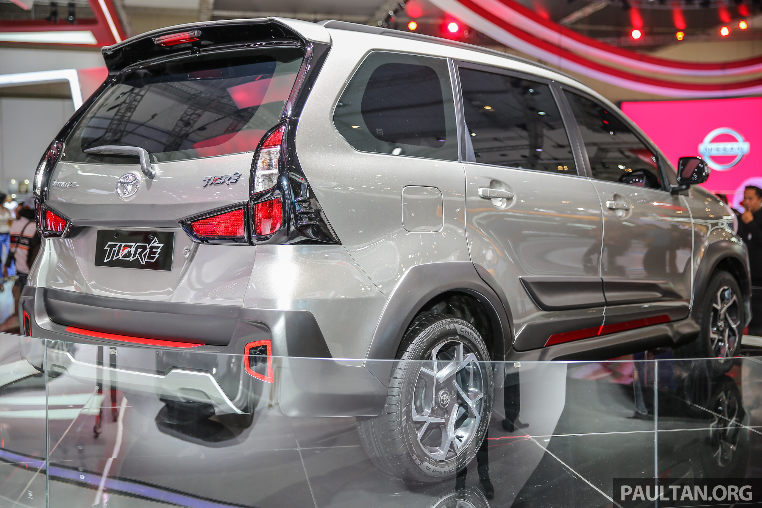 Giias 2016 Toyota Veloz Tigre Avanza Inspirasi Suv
