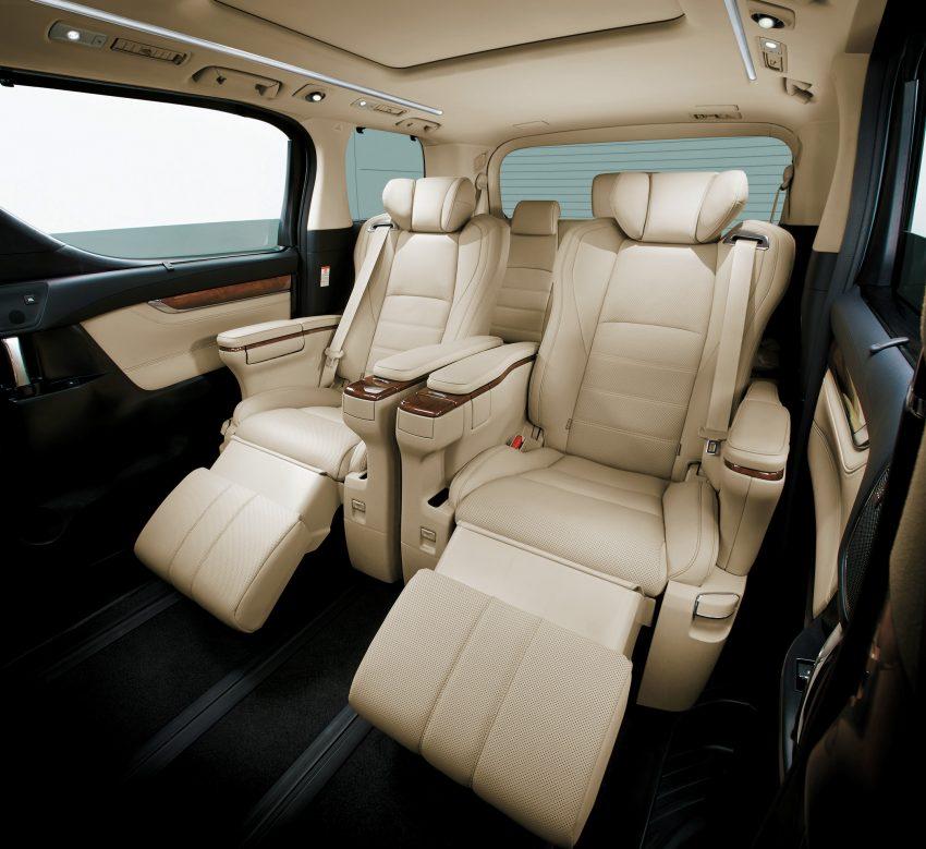 Toyota Alphard dan Vellfire 2016 dilancarkan di M'sia – RM420k-RM520k untuk Alphard, RM355k bagi Vellfire Image #529861