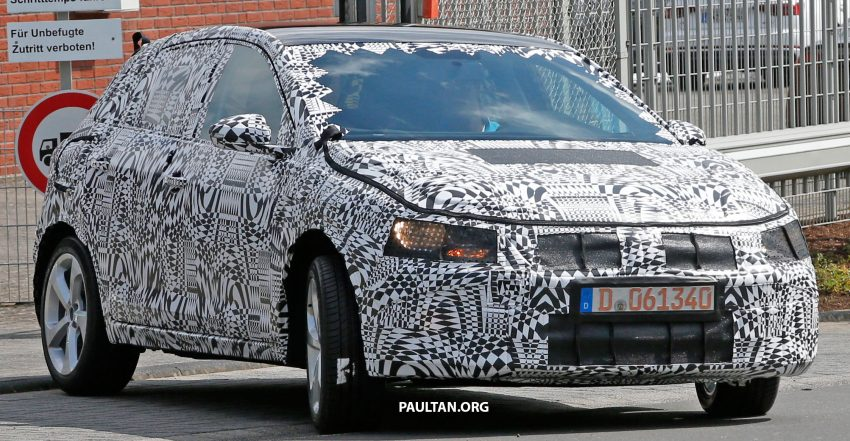 SPYSHOTS: 2018 Volkswagen Polo, Polo GTI spotted Image #536017