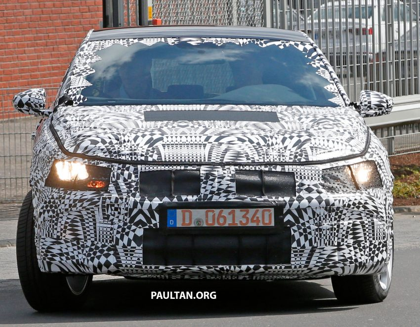 SPYSHOTS: 2018 Volkswagen Polo, Polo GTI spotted Image #536018
