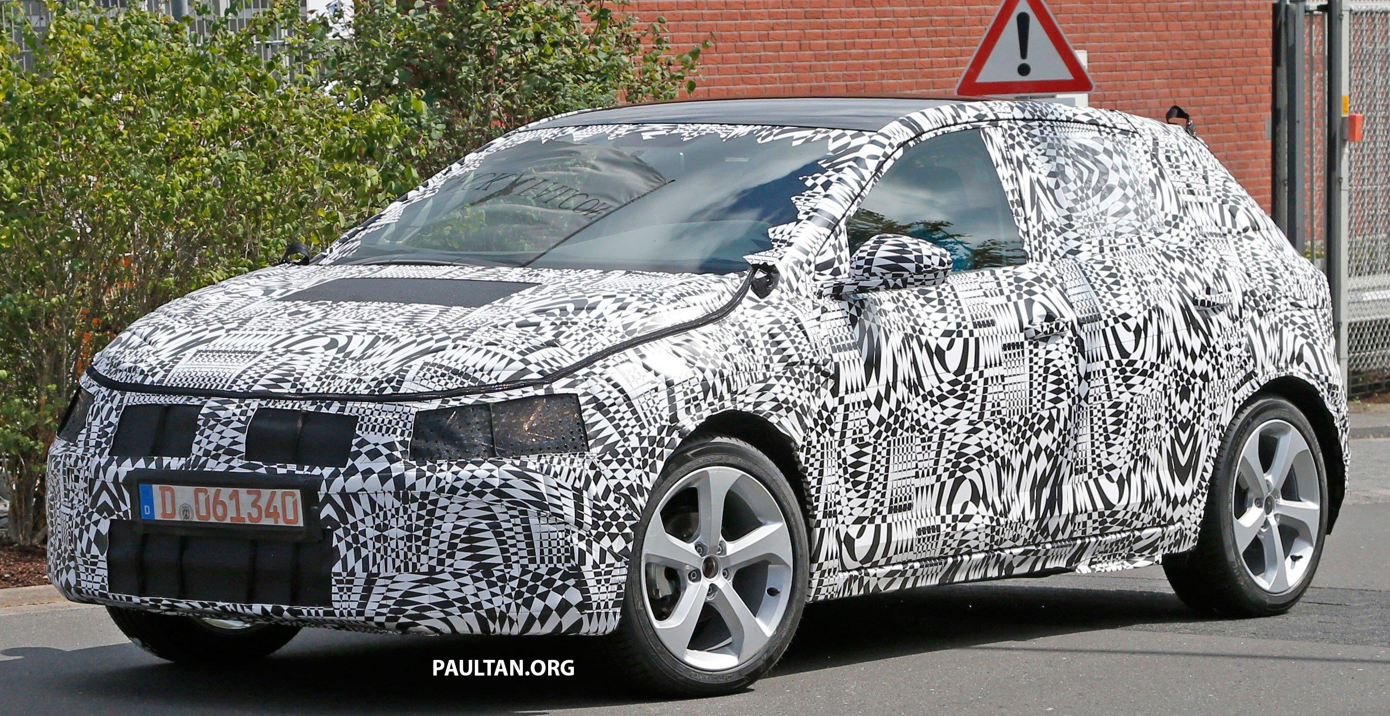 Spyshots 2018 Volkswagen Polo Polo Gti Spotted Paul Tan