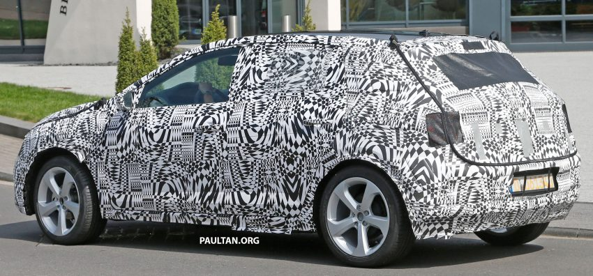 SPYSHOTS: 2018 Volkswagen Polo, Polo GTI spotted Image #536022