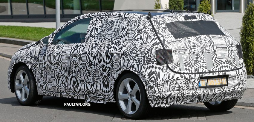 SPYSHOTS: 2018 Volkswagen Polo, Polo GTI spotted Image #536023