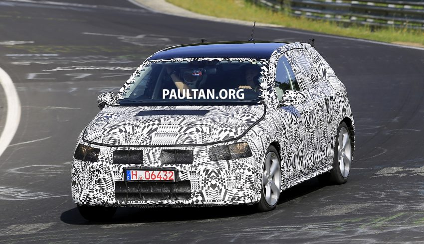SPYSHOTS: 2018 Volkswagen Polo, Polo GTI spotted Image #536326