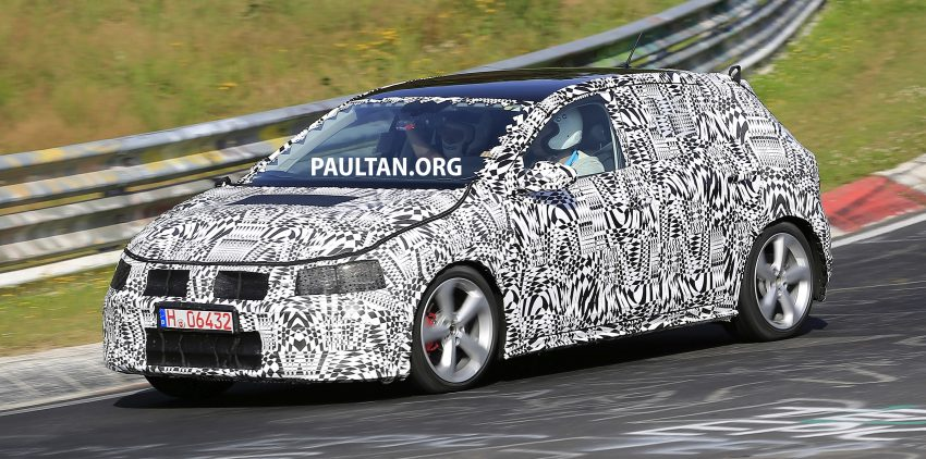 SPYSHOTS: 2018 Volkswagen Polo, Polo GTI spotted Image #536310