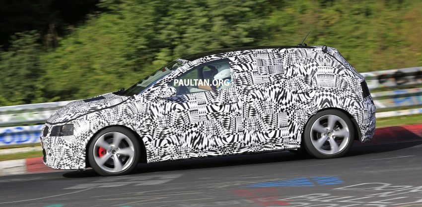 SPYSHOTS: 2018 Volkswagen Polo, Polo GTI spotted Image #536312