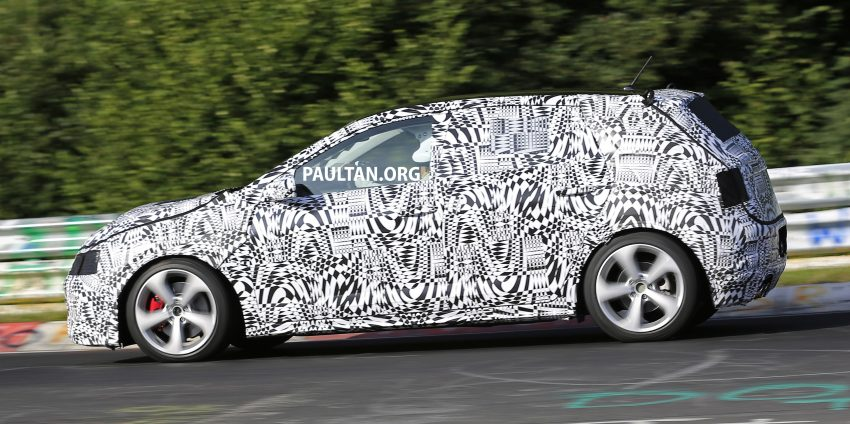 SPYSHOTS: 2018 Volkswagen Polo, Polo GTI spotted Image #536313