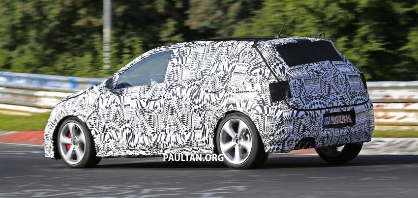 SPYSHOTS: 2018 Volkswagen Polo, Polo GTI spotted Image #536314