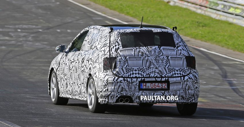 SPYSHOTS: 2018 Volkswagen Polo, Polo GTI spotted Image #536315