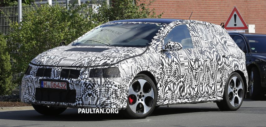 SPYSHOTS: 2018 Volkswagen Polo, Polo GTI spotted Image #536318