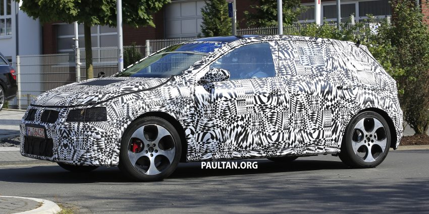 SPYSHOTS: 2018 Volkswagen Polo, Polo GTI spotted Image #536319