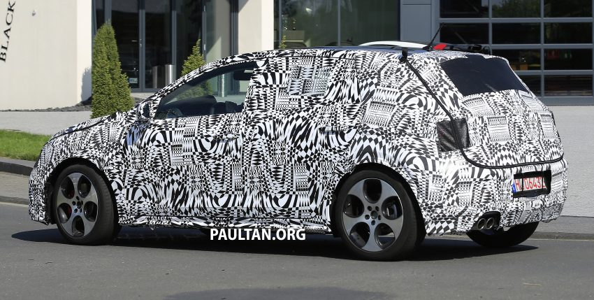 SPYSHOTS: 2018 Volkswagen Polo, Polo GTI spotted Image #536321