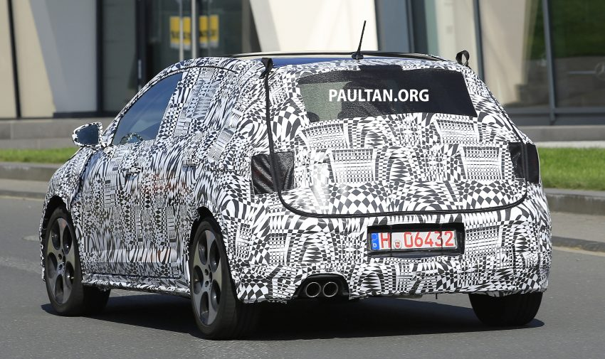 SPYSHOTS: 2018 Volkswagen Polo, Polo GTI spotted Image #536324