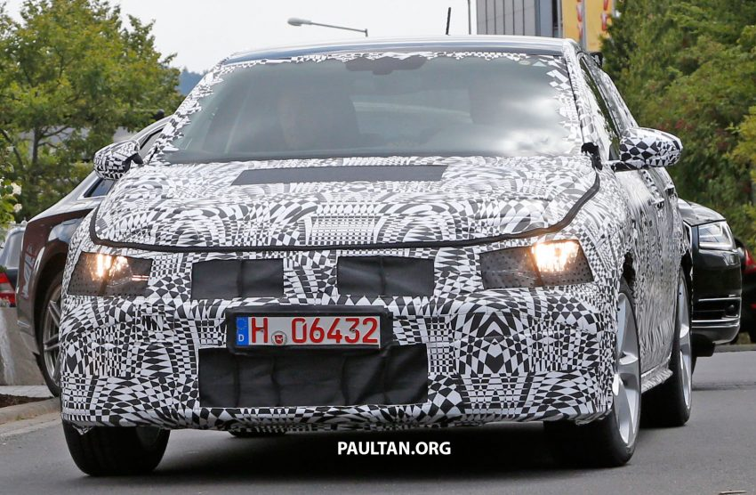 SPYSHOTS: 2018 Volkswagen Polo, Polo GTI spotted Image #536027