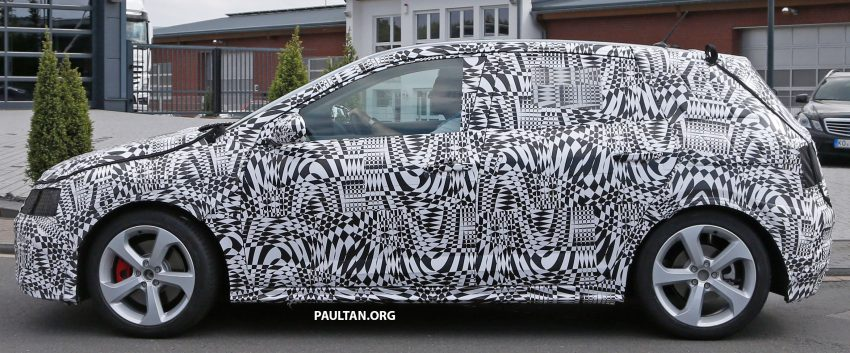 SPYSHOTS: 2018 Volkswagen Polo, Polo GTI spotted Image #536031
