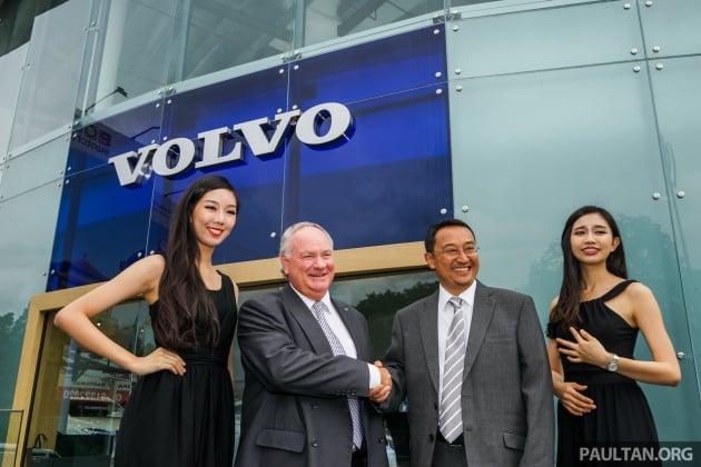 Volvo Federal Auto launch 7