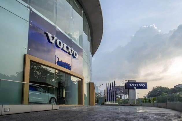 Volvo MBMR Showroom 01