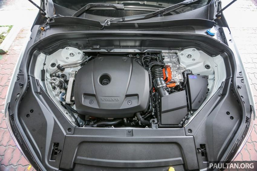 VIDEO: Volvo XC90 T8 Twin Engine CKD walk-around Image #541598