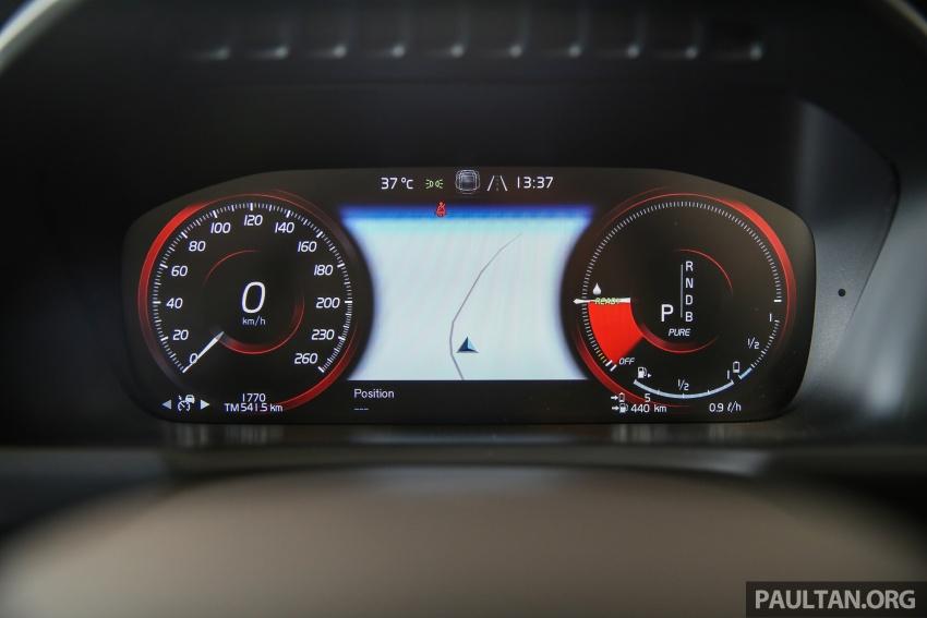 VIDEO: Volvo XC90 T8 Twin Engine CKD walk-around Image #541606
