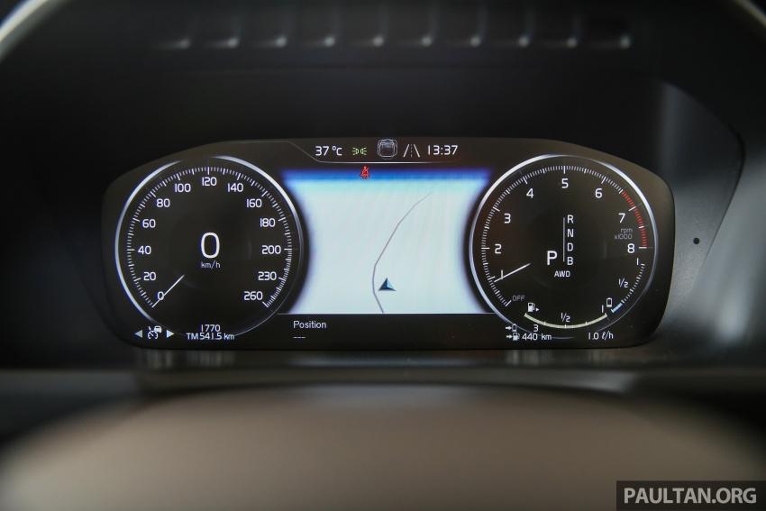 VIDEO: Volvo XC90 T8 Twin Engine CKD walk-around Image #541607