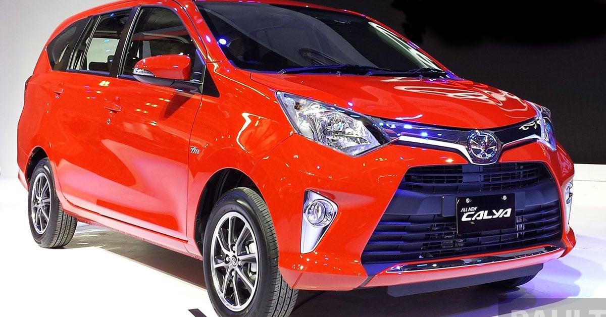 Giias 2016 New Toyota Calya The Rm40k 7 Seat Mpv Paul