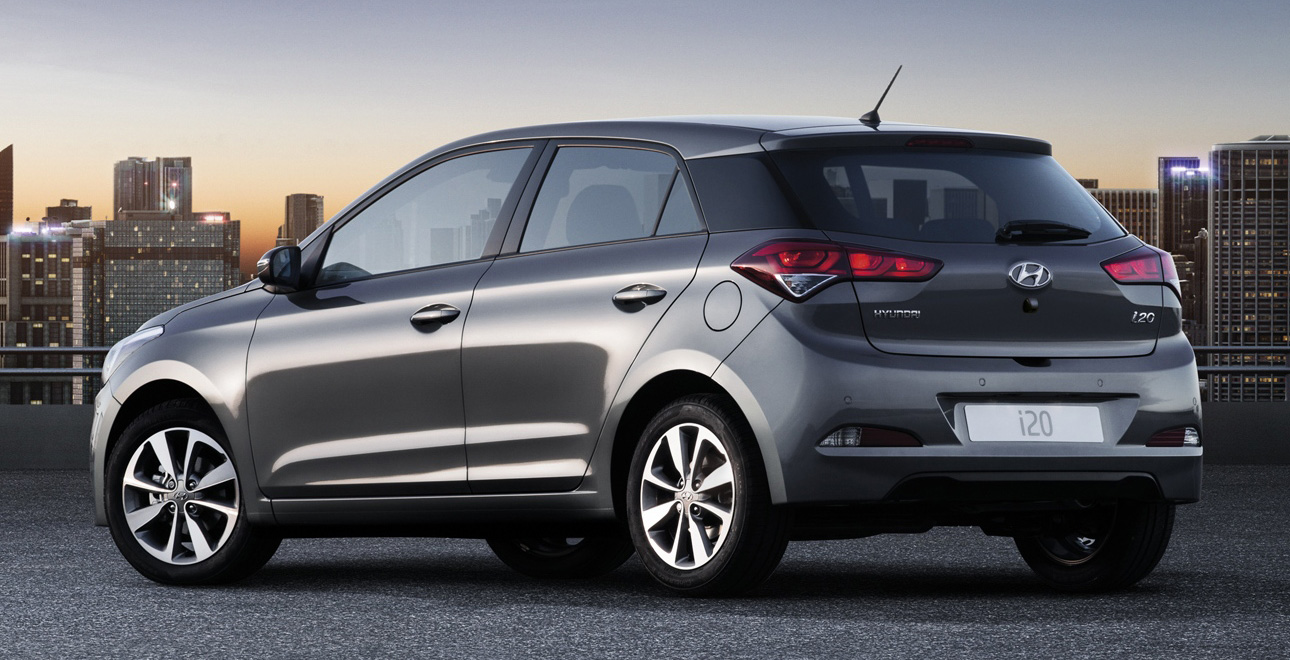 hyundai i20 turbo edition launched in uk 1 0l 3cyl. Black Bedroom Furniture Sets. Home Design Ideas