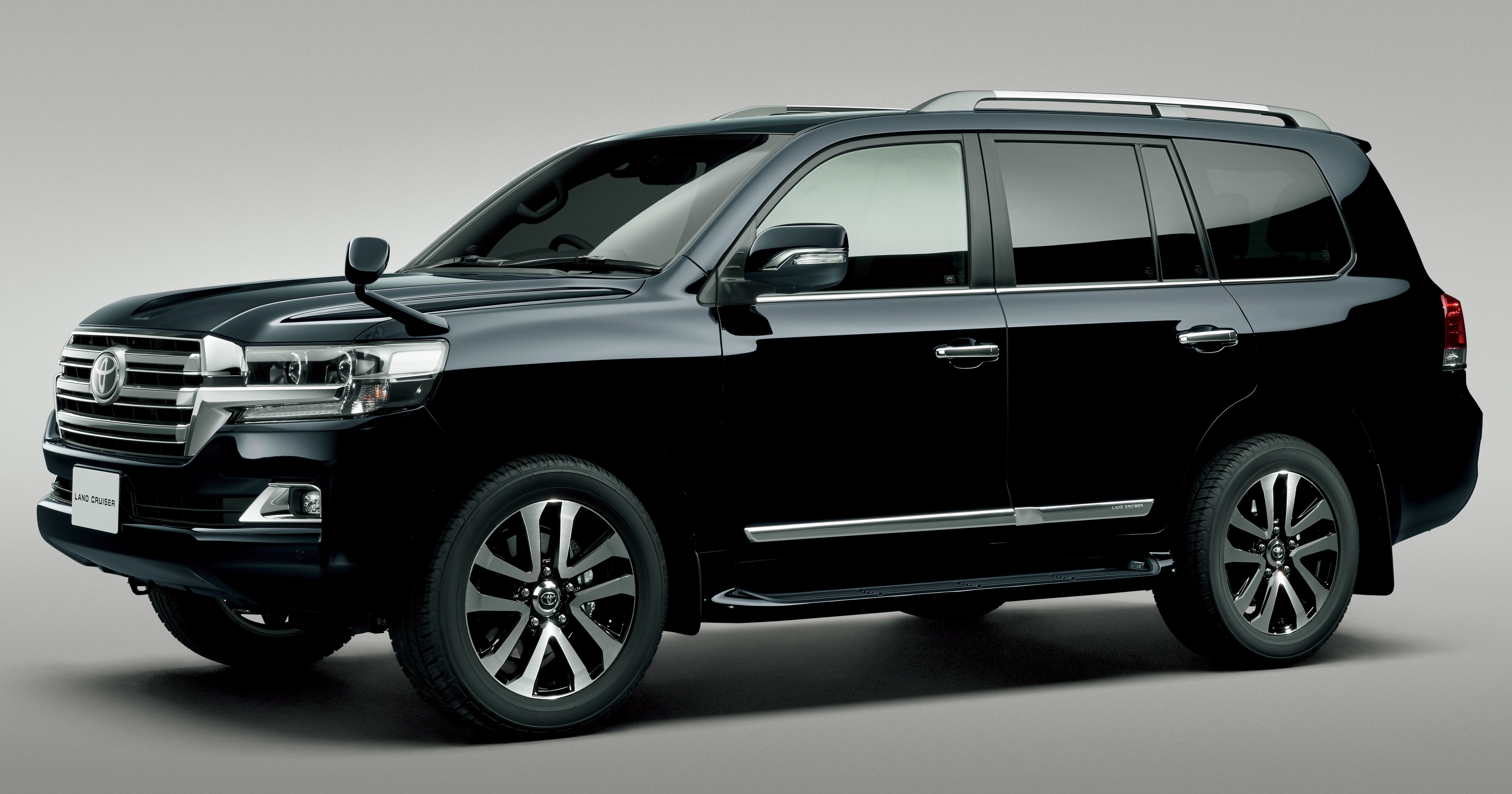 Toyota Crown Land Cruiser Editions Launched To