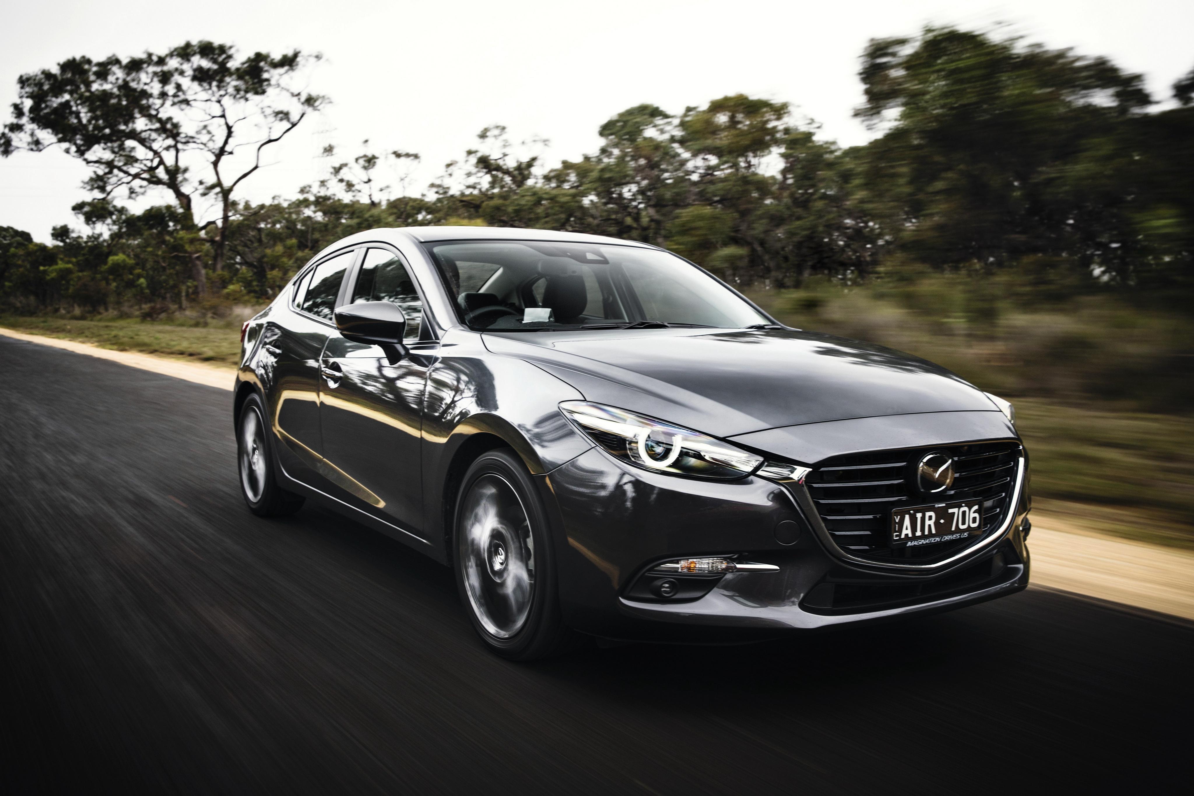 Mazda 3 Hatch >> GALLERY: Mazda 3 facelift – Australian sedan, hatch Image 528883