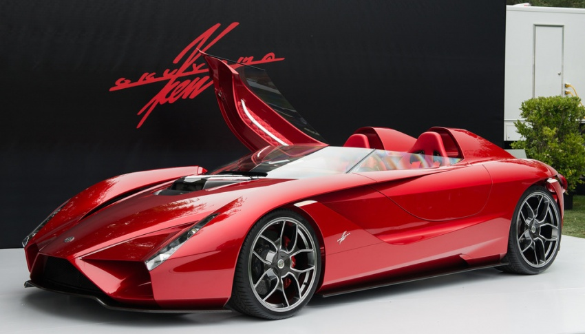 Kode57 Enji by Ken Okuyama makes Quail debut Image #537785