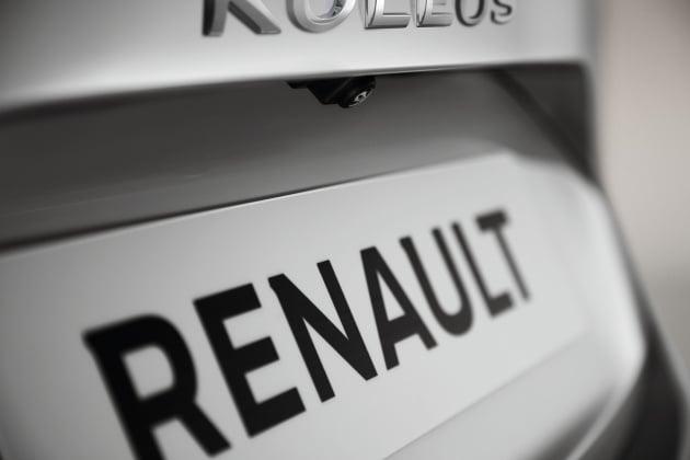 RENAULT KOLEOS II (HZG) - PHASE 1