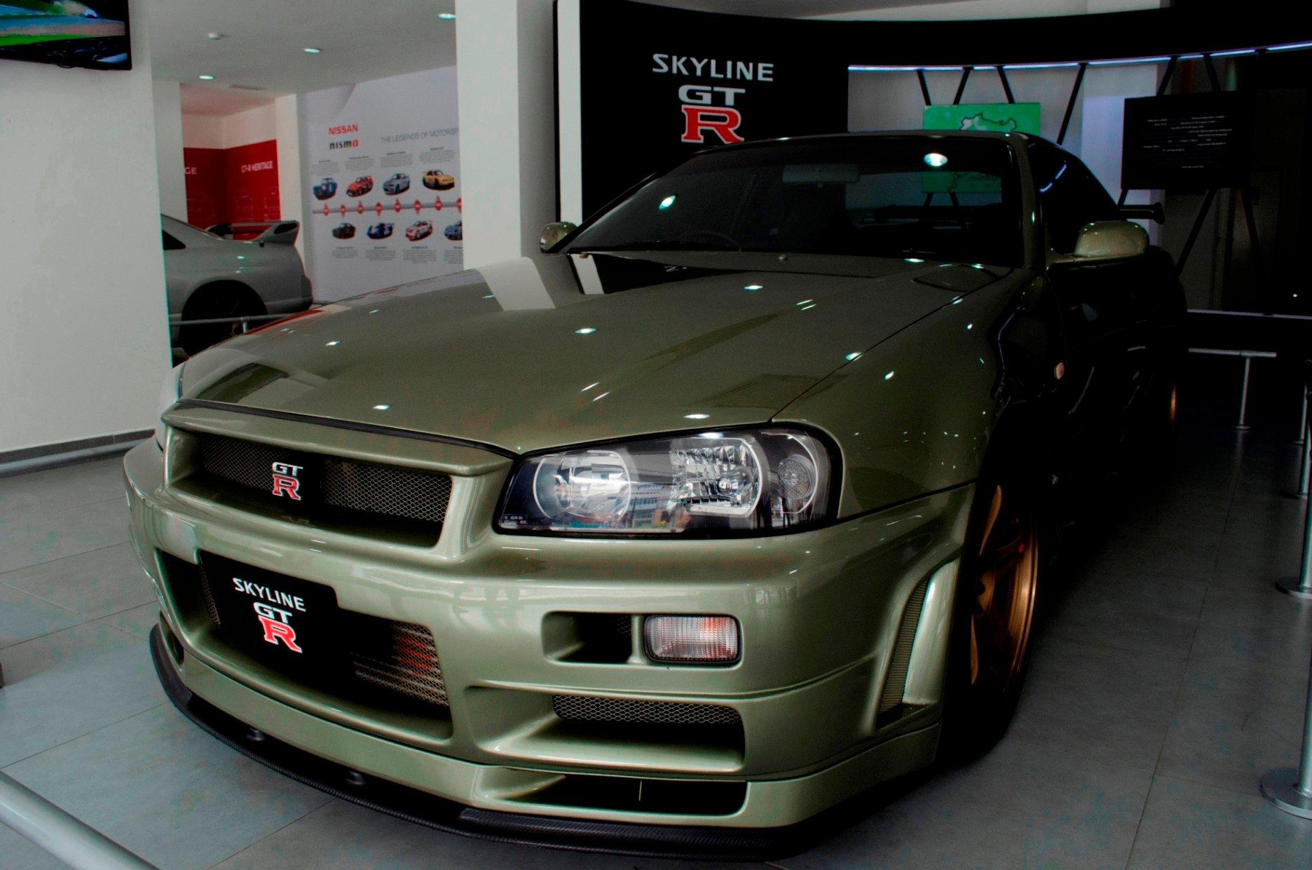 Harga Nissan Gtr R34 Di Malaysia