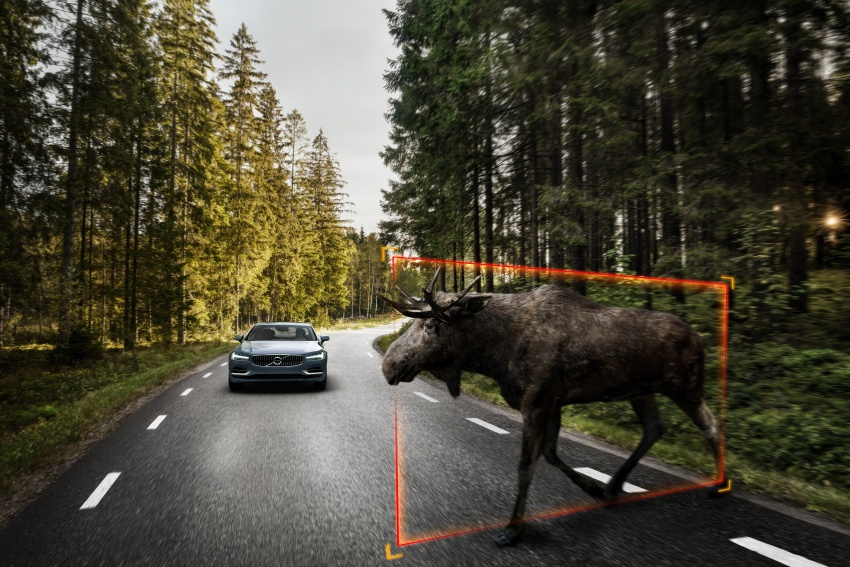 Volvo V90 Cross Country – new off-road wagon debuts Image #549732