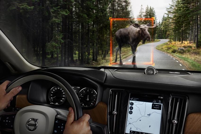 Volvo V90 Cross Country – wagon serba boleh generasi baharu kini diperkenalkan secara rasmi Image #550110