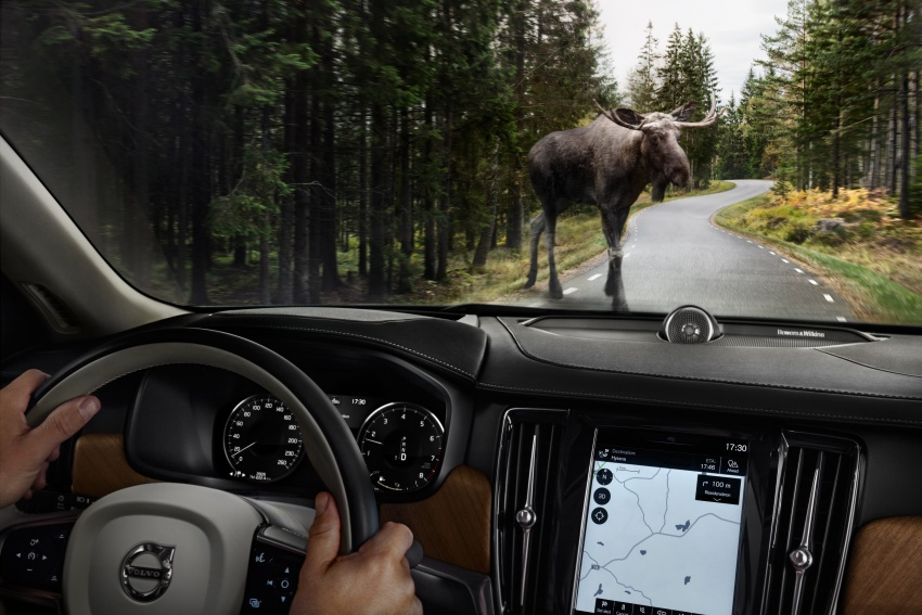 Volvo V90 Cross Country – new off-road wagon debuts Image #549735