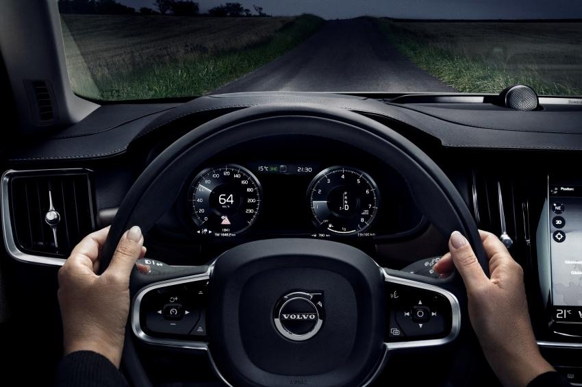Volvo V90 Cross Country – wagon serba boleh generasi baharu kini diperkenalkan secara rasmi Image #550094