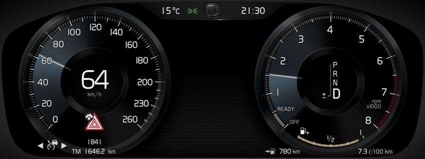 Volvo V90 Cross Country – wagon serba boleh generasi baharu kini diperkenalkan secara rasmi Image #550093