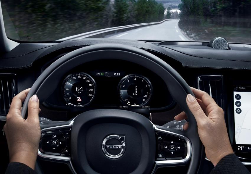 Volvo V90 Cross Country – wagon serba boleh generasi baharu kini diperkenalkan secara rasmi Image #550092
