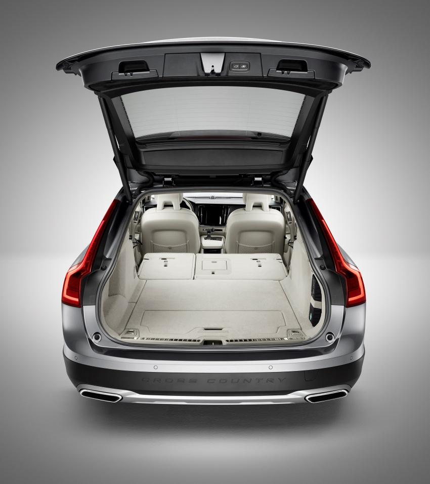 Volvo V90 Cross Country – wagon serba boleh generasi baharu kini diperkenalkan secara rasmi Image #550082