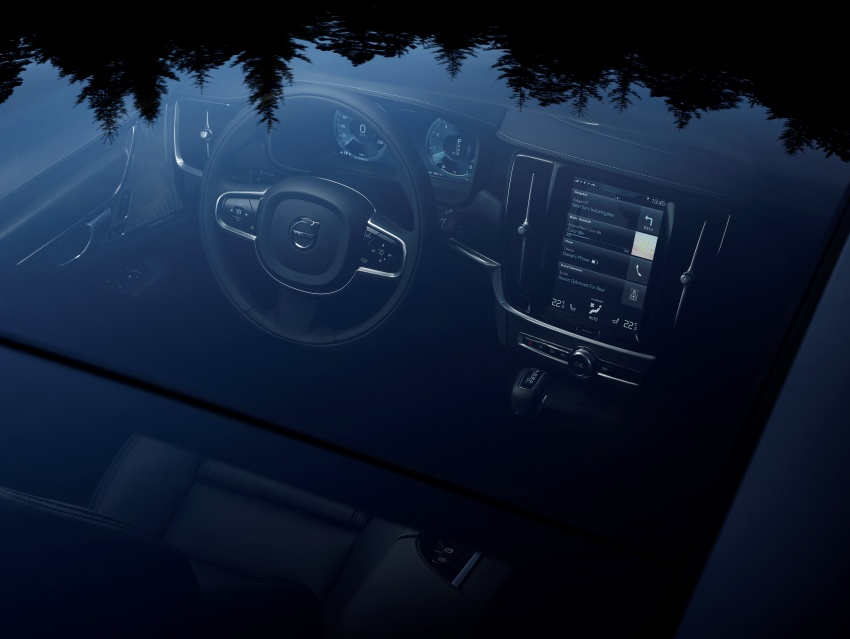 Volvo V90 Cross Country – new off-road wagon debuts Image #549770