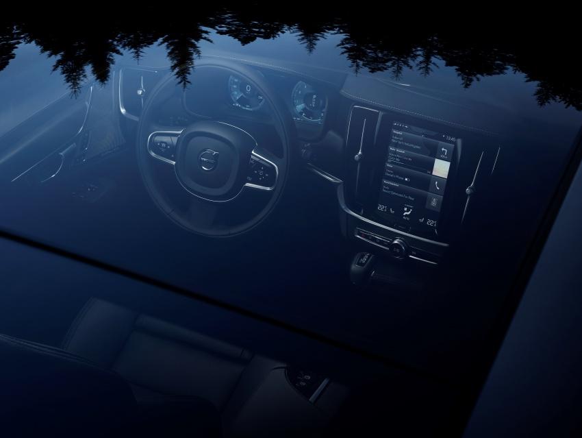 Volvo V90 Cross Country – wagon serba boleh generasi baharu kini diperkenalkan secara rasmi Image #550073