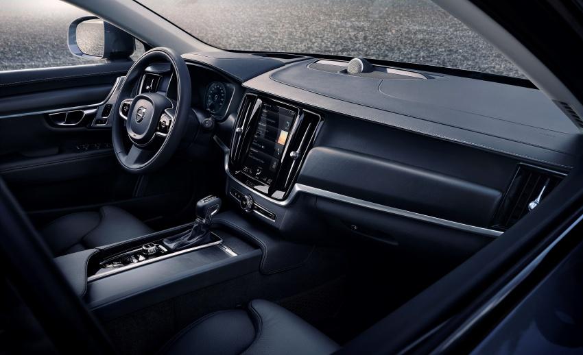 Volvo V90 Cross Country – wagon serba boleh generasi baharu kini diperkenalkan secara rasmi Image #550072
