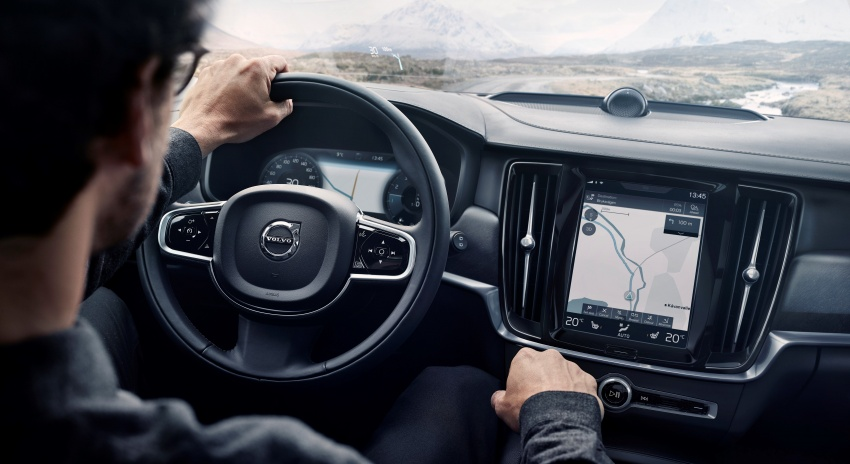 Volvo V90 Cross Country – new off-road wagon debuts Image #549772