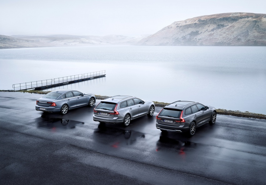Volvo V90 Cross Country – new off-road wagon debuts Image #549774