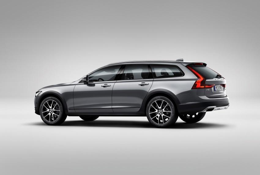 Volvo V90 Cross Country – wagon serba boleh generasi baharu kini diperkenalkan secara rasmi Image #550065