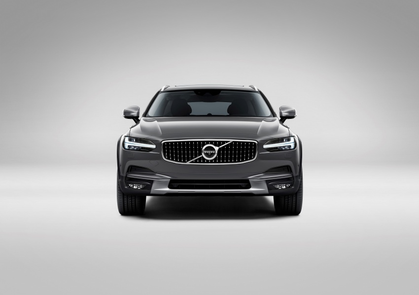 Volvo V90 Cross Country – new off-road wagon debuts Image #549781