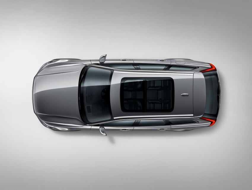 Volvo V90 Cross Country – new off-road wagon debuts Image #549782