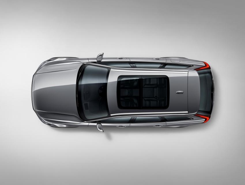 Volvo V90 Cross Country – wagon serba boleh generasi baharu kini diperkenalkan secara rasmi Image #550061