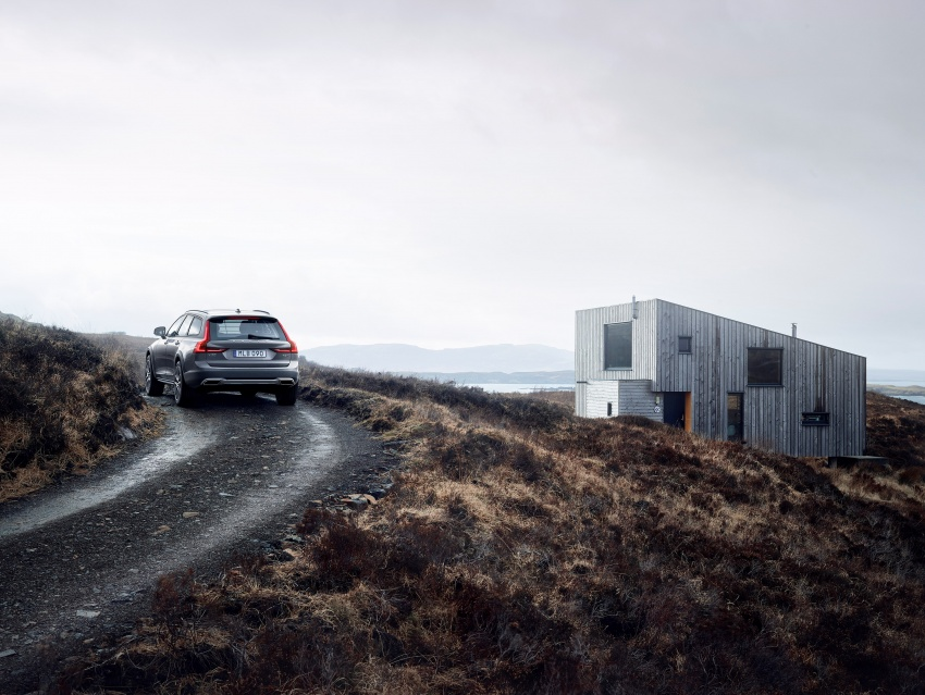 Volvo V90 Cross Country – new off-road wagon debuts Image #549802