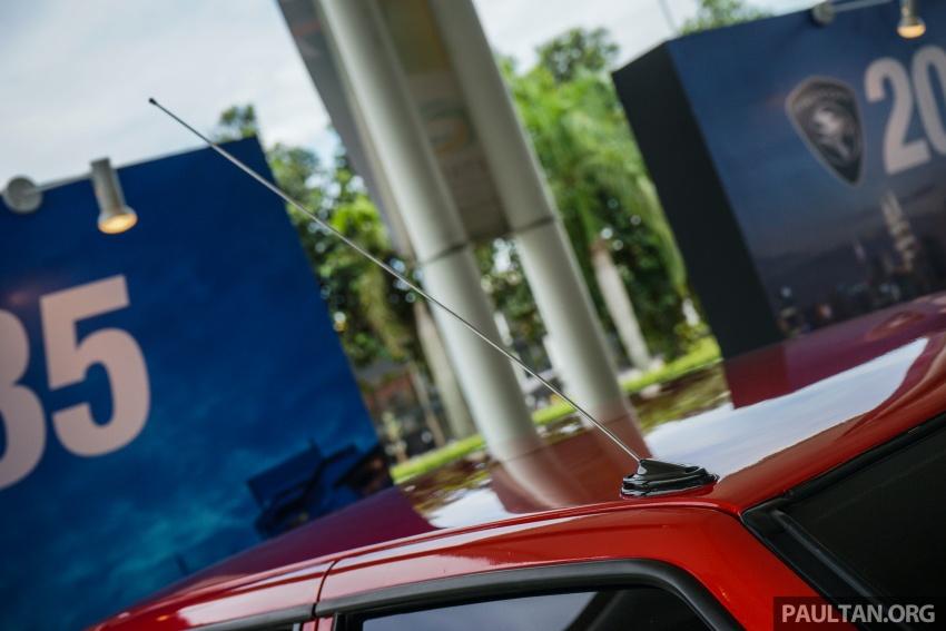GALERI: Proton Saga dari tiga generasi Image #555109
